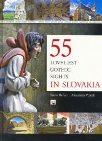 55 loveliest gothic sights in Slovakia