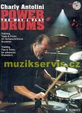 Power Drums: The Way I Play + CD