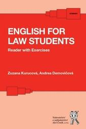 English for Law Students - Reader with Exercises