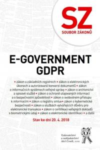 E-government a GDPR