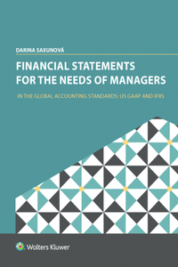 Financial Statements for the Needs Of Managers