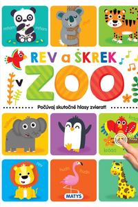 Rev a škrek v ZOO