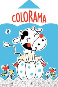 Colorama modrá